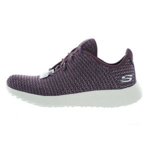 Skechers Sport Fashion Sneakers Plum White NWD